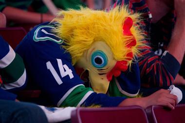Vancouver-NHL Lockout
